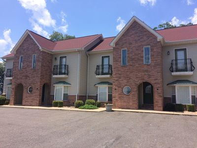 Photo for Lake View on Lake Hamilton with Boat Access, WiFi, Pool, Centrally Located