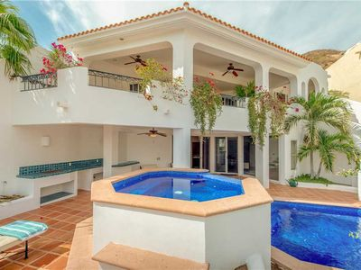 Photo for Walk to the Marina from this Impeccable Villa