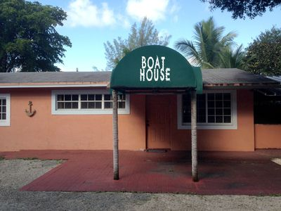 Photo for Ft. Lauderdale Boat House w/ Ocean Access RV / Hard Rock / FLL Boat Show w DOCK