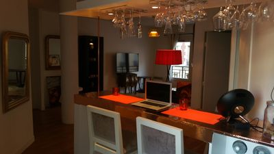 Photo for 1BR Apartment Vacation Rental in Levallois-Perret
