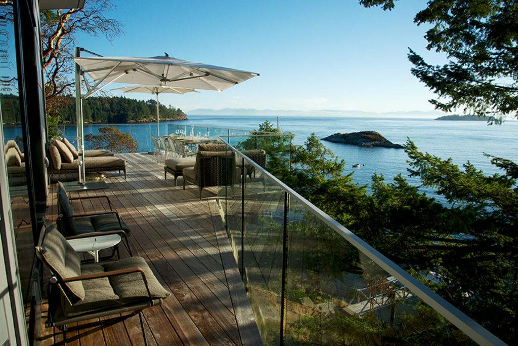 Bowen Island Boutique Beach House With