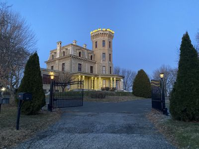 Photo for Historic Castle  1876 13 Mins to Wing Foot cc border of GREENWICH and New York