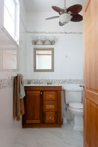 Private Master Bathroom with Tub