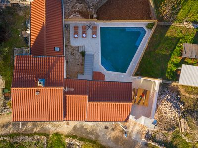 Photo for Summer villa with outdoor pool
