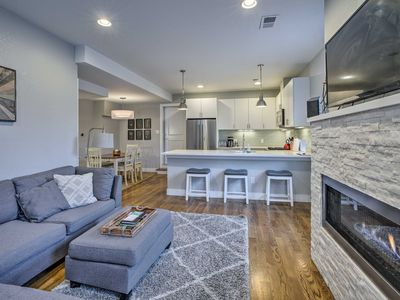 Photo for NEW! Luxury Denver Home w/Rooftop in Cherry Creek!