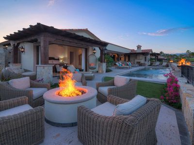 Photo for Ocean View 6BR Casa Bella Villa Includes Pool, Fire Pit, Gourmet Kitchen + More