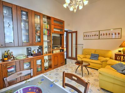 Photo for Casa Mistral: An elegant and welcoming apartment located in the center of Salerno, with Free WI-FI.