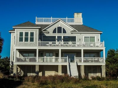 Photo for Light-filled, Spectacular Oceanfront Home Perfect for Entertaining!