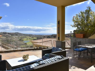 Photo for Villa Green with amazing views
