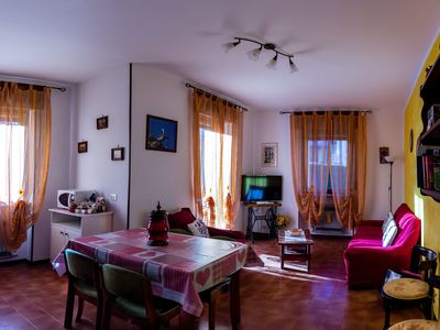 Photo for Apartment in a house 4 km far from Aosta