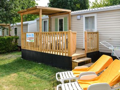 Photo for Aiaccia Holiday Home, Sleeps 7 with Pool and Air Con