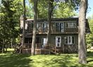Lake House. Great deck and 2nd floor balcony. Large yard for outdoor activities.