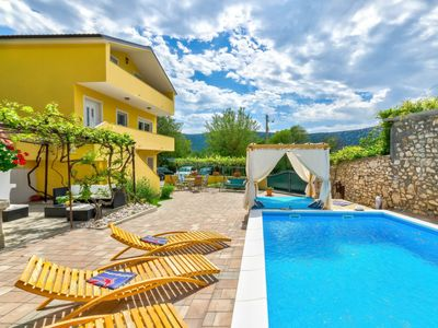 Photo for Vacation home Villa Anđelika in Crikvenica - 6 persons, 3 bedrooms