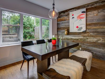 Photo for Chic Cottage & Spa Nestled By The Gatineau River