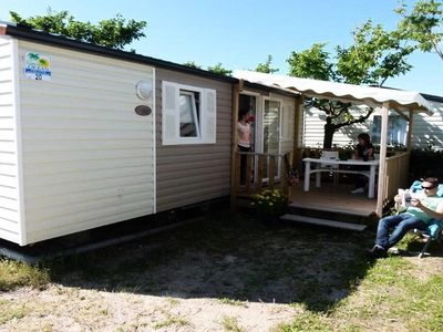 Photo for Camping Le Saint Martin **** - Mobile home 3 Rooms 4/6 People