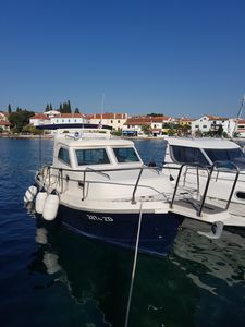 Photo for Betina 700 - rent a boat Zadar (with/without skipper)