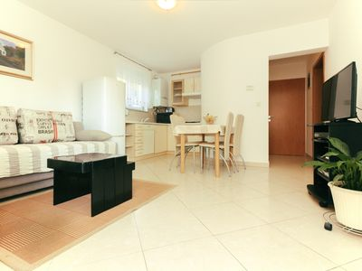 Photo for Apartment 2+2, 30 m from beach