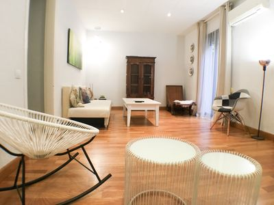 Photo for 1BR Apartment Vacation Rental in BARCELONA, Catalunya