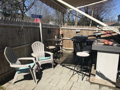 Photo for Beach Cottage with Outdoor Patio & Grill, 8 min. Walk to Beach