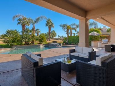 Photo for Private Lux Home in PGA West Nick Tournament w/Saltwater Pool/Spa - Contemporary Remodeled - Views