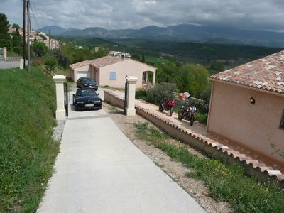 Photo for Detached holiday home in a quiet location and possibly motorcycle rent