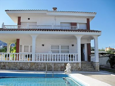 Photo for Vacation home Chalet Pla  in Alcanar, Costa Daurada - 8 persons, 3 bedrooms