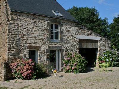Photo for Very nice gite 2/5 p. with lot of character with garden, close to Dinan and St-Malo