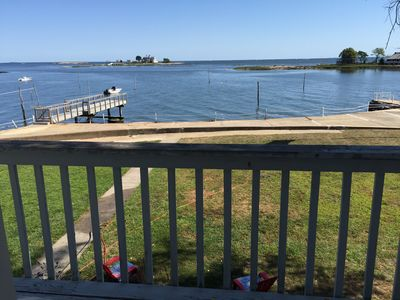 Photo for Four Bedroom Waterfront House, With Ocean Views And Beach Access.
