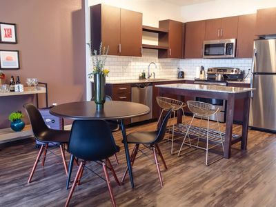 Photo for Chic 1BR with Private Balcony Views in DT Phoenix