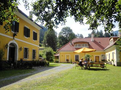 Photo for Apartment in the country estate Lindenhof, Murau-Kreischberg