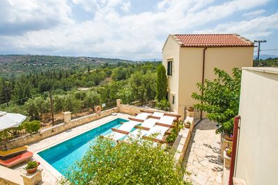 Helianthos villas , near Vamos Chania Crete