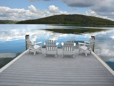 Photo for OCT & NOV Availability - Romantic Lake House-Awesome Views - Gorgeous Dock