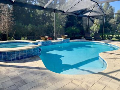 Photo for Brand New Luxury Naples Pool Home - Close To Beach