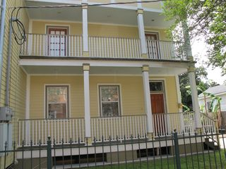 New Orleans townhome