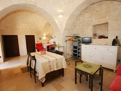 Photo for Delicious TRULLO in the heart of Itria Valley