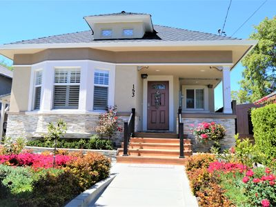 Photo for HeartDowntownSanJose-Near SAP&Airport, StunningModernCraftsmanHome&Fireplace