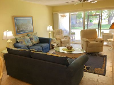 Photo for BEAUTIFUL CONDO WITH WATER VIEW IN SOUTH FORT MYERS, FL