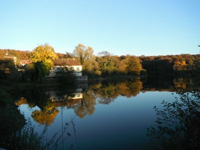 Photo for Maison de L`Etang. accommodation based on 2 persons , magnificent natural views