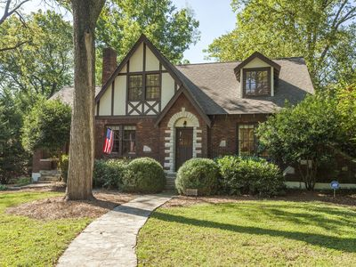 Photo for WEST END TUDOR, Historic Home by a Vibrant Park, VIDEO OF NEIGHBORHOOD IN PHOTOS