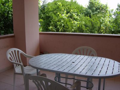 Photo for In the green of Fisciano there is a large apartment in the villa