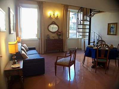 Photo for Bartolommeo III apartment in Piazza della Libertá with WiFi, integrated air conditioning (hot / col…