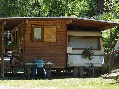 Photo for Camping le Betulle - Bungalow 11