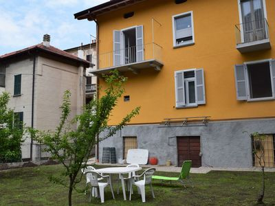 Photo for Lovely apartment with WIFI, TV, balcony, washing machine, pets allowed and parking