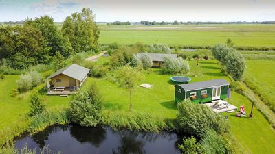 Photo for Furnished, nostalgic circuswagon in the Groningen countryside, close to the city