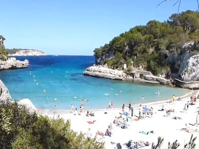 Photo for 3BR Apartment Vacation Rental in Cala Figuera
