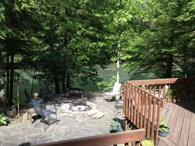 Photo for Cabin Retreat on Beautiful Middlefork River