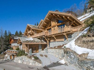Photo for Chalet SHL - Wonderful chalet, cosy and refined atmosphere, close to the center