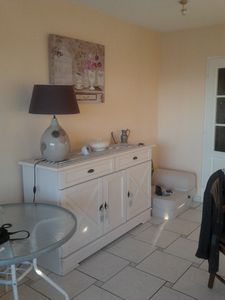 Photo for Superb T2 48m2 250m beach, private parking, Arago ts neighborhood shops