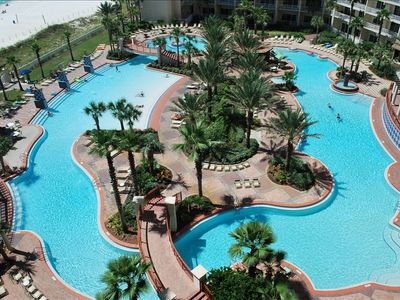 Photo for Gorgeous eighth floor gulf front condominium!