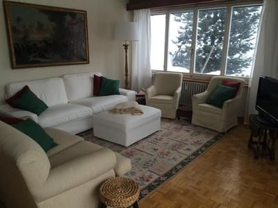 Photo for Holiday apartment St. Moritz for 1 - 5 persons with 2 bedrooms - Holiday apartment